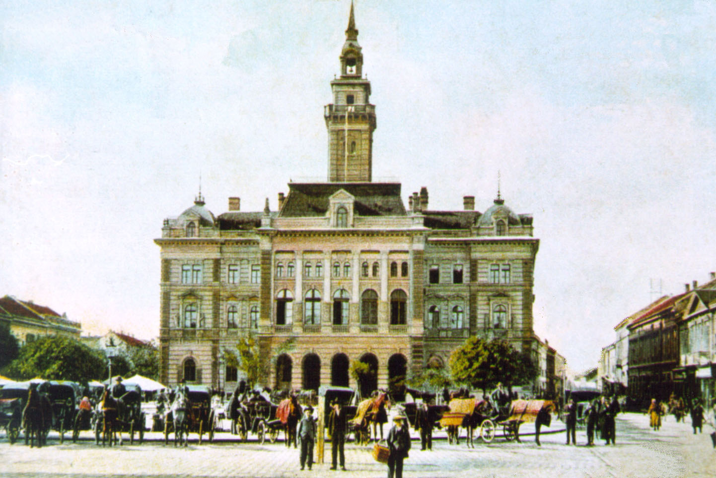 City Hall Novi Sad 1894